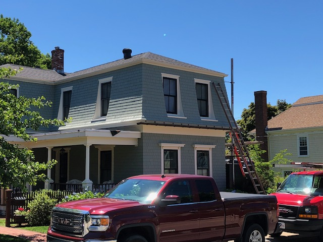 Roofing And Siding Contractor In Plymouth Ma High Point